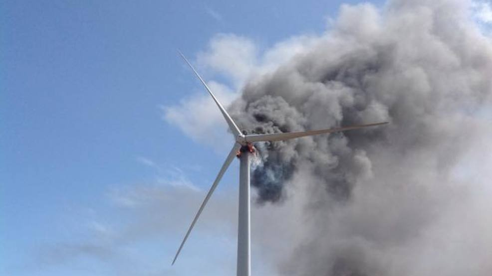 Fanning the Flames… What do we really know about wind turbine fires?